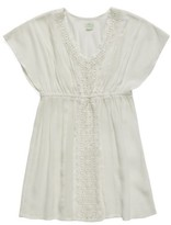 O'Neill Girl's Kayla Crochet Cover-Up Dress