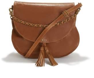 Ikks PLUMBER Calfskin Handbag