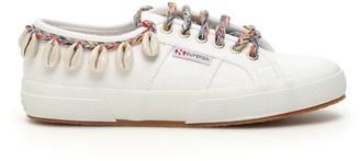 Alanui Superga Shells Sneakers