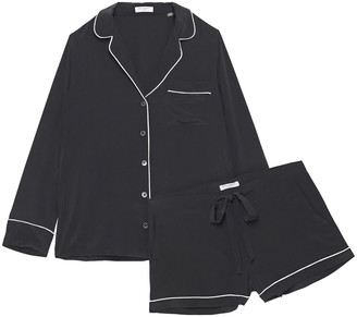 Equipment Lillian Washed-silk Pajama Set