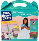 Educational Insights Once Upon a Craft Princess and the Pea Storybook