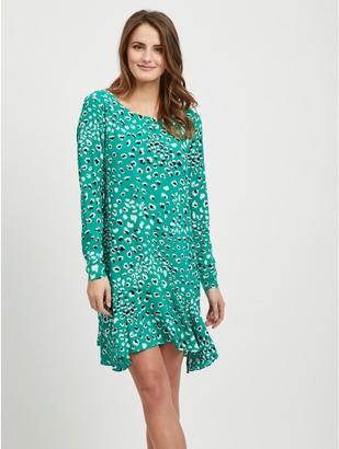 M&Co VILA animal print dress