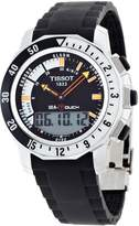 Tissot Men's T0264201728100 Sea Touch In Meter Dial Watch