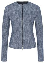 HUGO BOSS Karonita Bouclé Jacket 0 Patterned