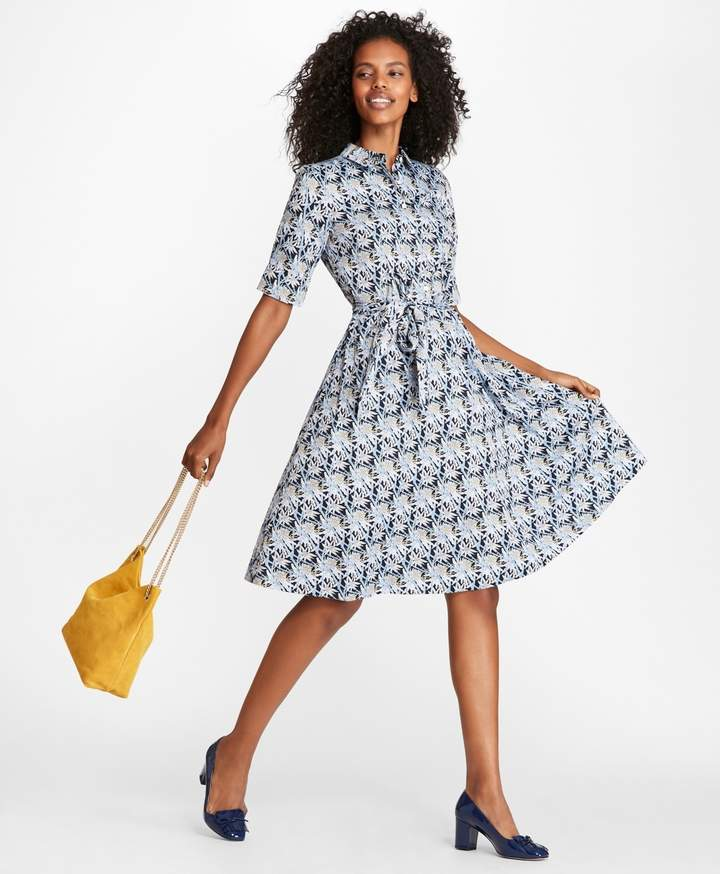 14ca9753bf6604 Brooks Brothers Shirtdress - ShopStyle