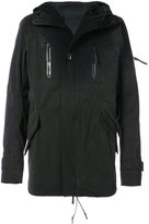 11 By Boris Bidjan Saberi hooded jacket