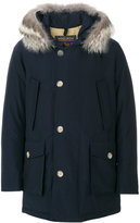 Woolrich fur hood coat
