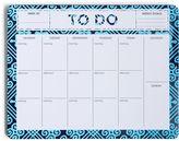 Vera Bradley Desktop Weekly Planner