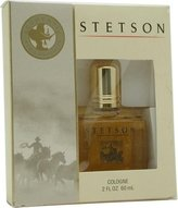 Coty STETSON by for MEN: COLOGNE 2 OZ (EDITION COLLECTOR'S BOTTLE)
