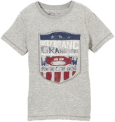 Lucky Brand Heather Light Champion Tee - Toddler & Boys