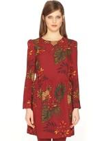 PepaLoves Printed Long-Sleeved Dress