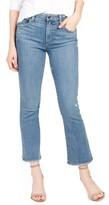 Paige Women's Transcend - Colette High Waist Crop Flare Jeans