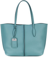 Tod's oversized tote - women - Leather - One Size