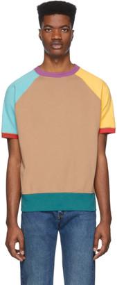 Levi's Clothing Multicolor Soapbox Short Sleeve Sweatshirt
