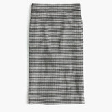 J.Crew Pencil skirt in Italian confetti houndstooth