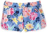 Gymboree Floral Sun Shorts