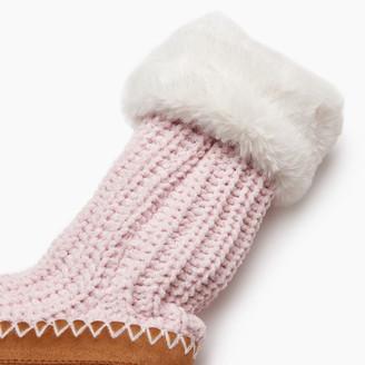Roots Chenille Slipper Sock