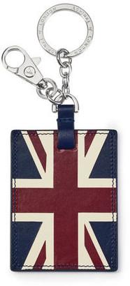 Aspinal of London Brit Flag Key Ring