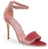 Manolo Blahnik Women's Tres Sandal