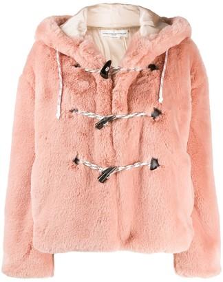 Golden Goose Tsubaki faux-fur jacket