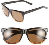 Ted Baker 56mm Polarized Retro Sunglasses