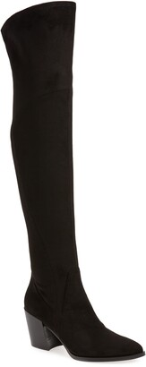 Marc Fisher Cathi Pointed Toe Over the Knee Boot