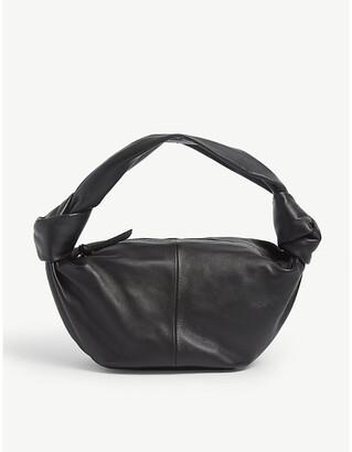 Bottega Veneta Jodie mini leather hobo bag
