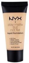 NYX Stay Matte Not Flat Foundation Medium Beige 1.18Fl Oz