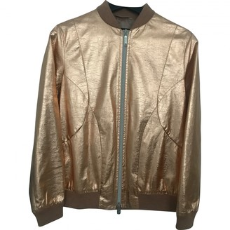 Peak Performance Gold Jacket for Women