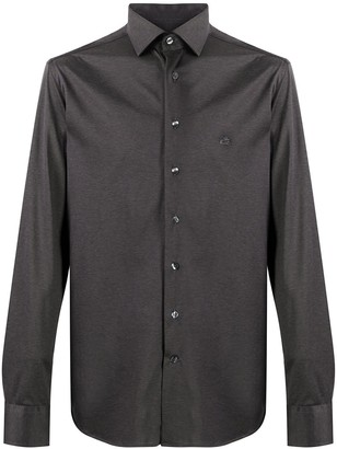 Etro Long-Sleeved Button Up Shirt