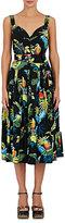 Marc Jacobs Women's Stretch-Cotton Midi-Dress