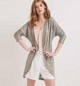 Promod Long glitzy cardigan