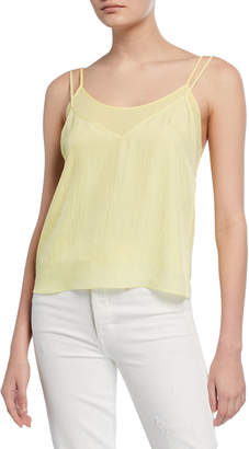 Vince Double-Layer Camisole
