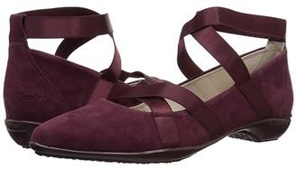 Jambu Rumson - Too (Burgundy) Women's Shoes