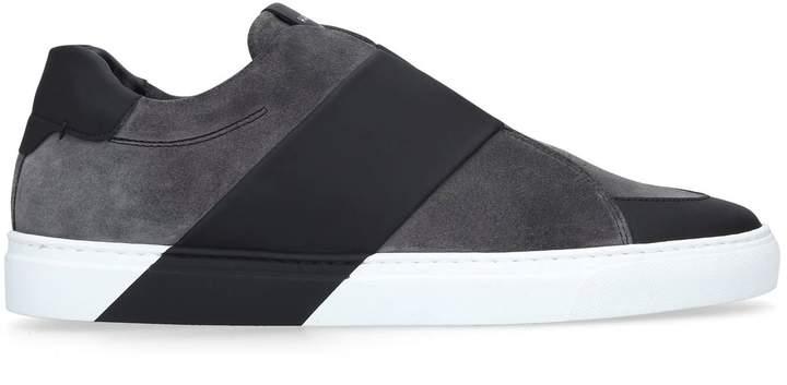 Harry's of London Suede Bolt Sneaker