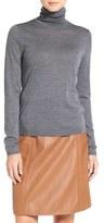 BOSS Women's 'Fabuna' Merino Wool Turtleneck Sweater