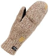 Wilsons Leather Mens Thinsulate Lined Wool Mitten W/ Touchpoint Technology