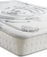 """Sleep Trends Rubi Twin 10.5"""" Wrapped Coil Hybrid Firm Pillow Top Mattress, Quick Ship, Mattress in a Boxs for $9.95!"""