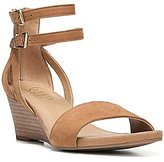 Franco Sarto Danissa Leather Wedge Sandals