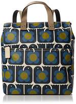 Orla Kiely Love Birds Print Backpack