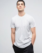 adidas Longline T-Shirt with Curved Hem