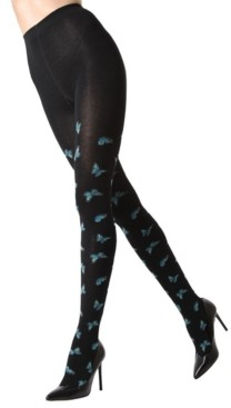 Me Moi Flutter and Fly Sweater Women's Tights