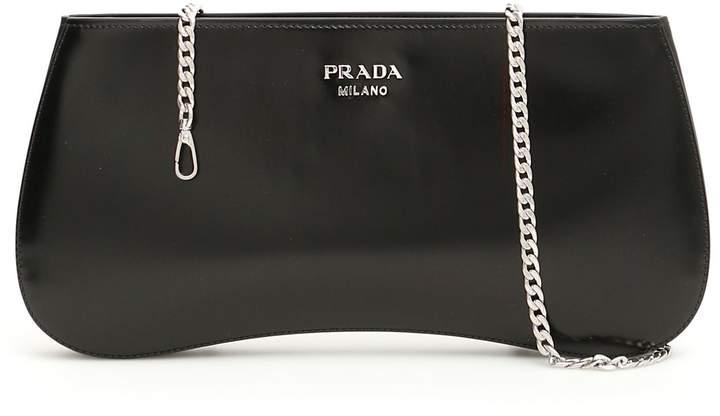 81255ffe2e65 Prada Calfskin Bag - ShopStyle