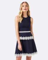 Forever New April Lace Mini Dress