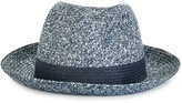 Hackett strap hat - men - Paper - M