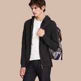 Burberry Hooded Cashmere Top