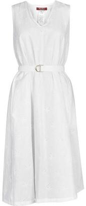 Max Mara Suez Belted Dress
