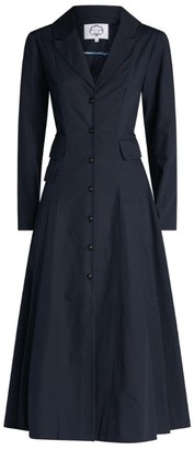 Evi Grintela Collared Cotton Shirt Dress