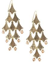 Dangling Spear Earrings
