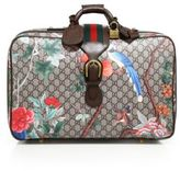 Gucci Printed Luggage Bag